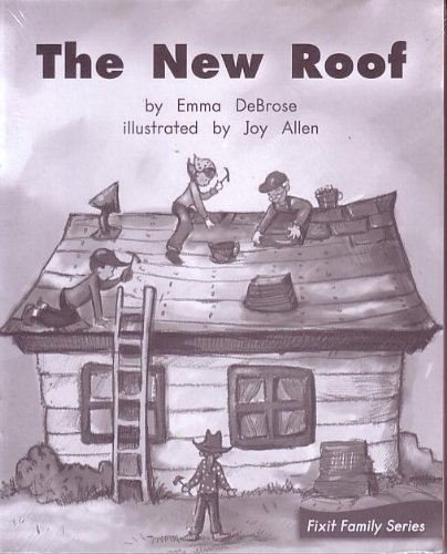 9780325032139: The New Roof; Leveled Literacy Intervention My Take-Home 6 Pak Books (Book 66 Level G, Nonfiction) Green System, Grade 1 (Fixit Family Series)
