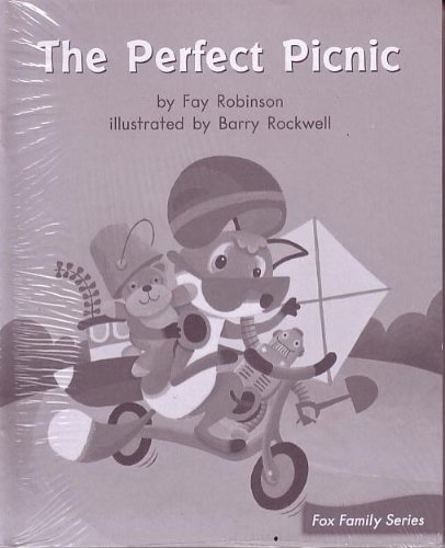9780325032153: The Perfect Picnic; Leveled Literacy Intervention My Take-Home 6 Pak Books (Book 62 Level G, Fiction) Green System, Grade 1 (Fox Family Series)