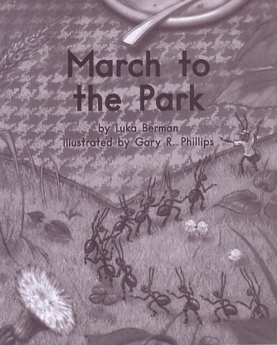 9780325032436: March to the Park; Leveled Literacy Intervention My Take-Home 6 Pak Books (Book 104, Level K, Fiction) Green System, Grade 1