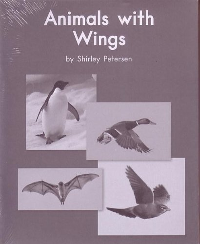 9780325032559: Animals with Wings; Leveled Literacy Intervention My Take-Home 6 Pak Books (Book 120 Level L, Fiction) Green System, Grade 1