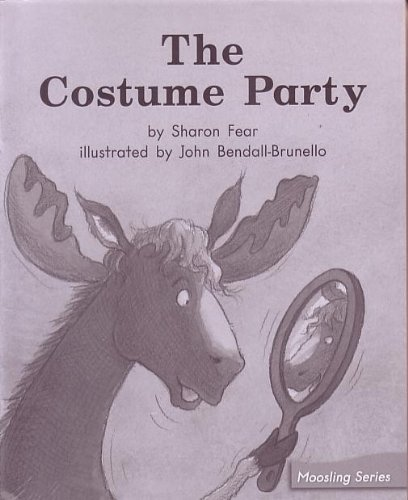 9780325032665: The Costume Party; Leveled Literacy Intervention My Take-Home 6 Pak Books (Book101 Level M, Fiction) Green System, Grade 1 (Moosling Series)