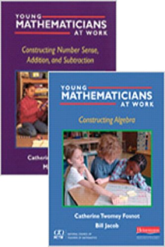 9780325033853: The Complete Young Mathematicians at Work Series