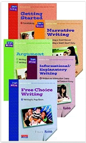 9780325033952: Smart Writing: Practicle Units for Teaching Middle School Writers (Smart Writing Series)