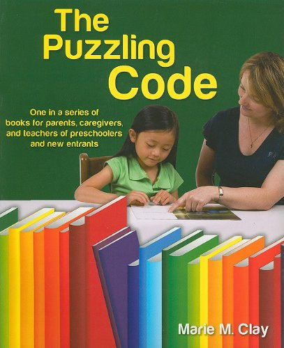 9780325034041: The Puzzling Code (Pathways to Early Literacy Series: Discoveries in Writing and Reading)