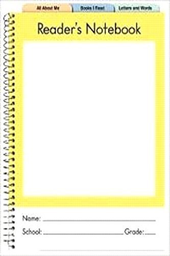 9780325042855: Reader's Notebook (5 Pack)