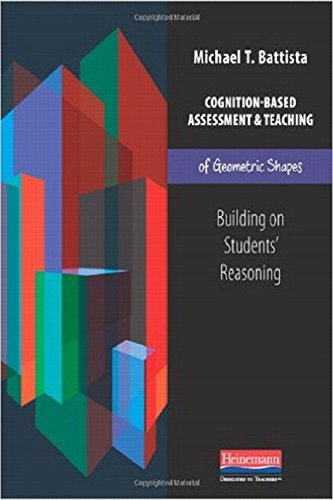 9780325043517: Cognition-Based Assessment and Teaching of Geometric Shapes: Building on Students' Reasoning