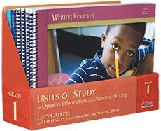 9780325047096: Units of Study in Opinion, Information, and Narrative Writing, Grade 1 (The Units of Study in Opinion, Information, and Narrative Writing Series)