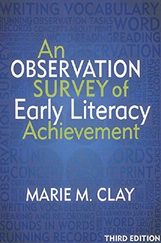 9780325049014: An Observation Survey of Early Literacy Achievement, Third Edition
