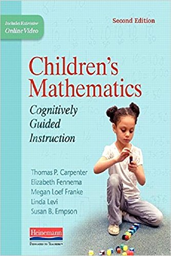 9780325052878: Children's Mathematics, Second Edition: Cognitively Guided Instruction