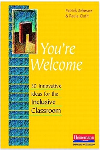 9780325052960: You're Welcome: 30 Innovative Ideas for the Inclusive Classroom