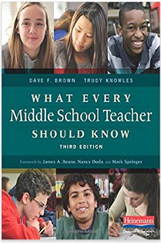 9780325057552: What Every Middle School Teacher Should Know, Third Edition