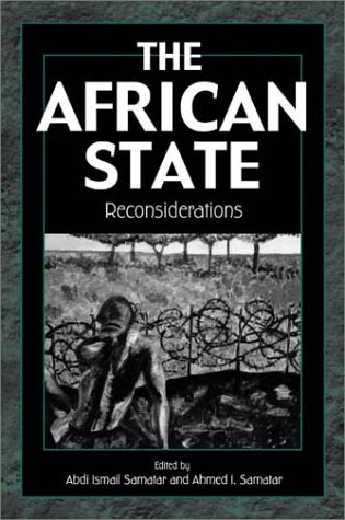 9780325070988: The African State: Reconsiderations