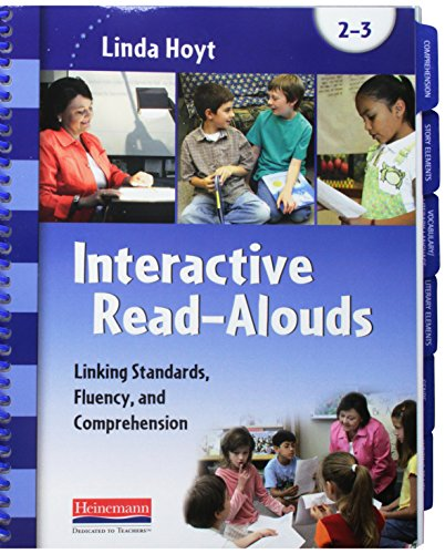 9780325089362: Interactive Read-Alouds, Grades 2-3: Linking Standards, Fluency, and Comprehension