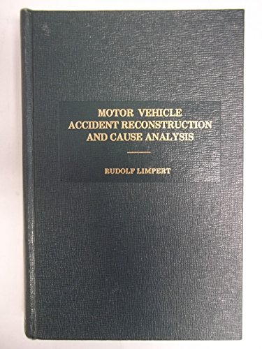 9780327049746: Motor Vehicle Accident Reconstruction and Cause Analysis