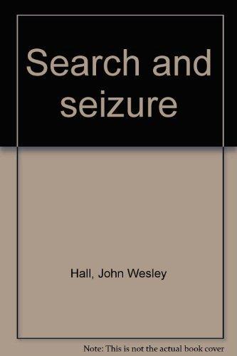 9780327100119: Search and seizure