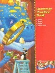 9780328006670: Scott Foresman Reading Grade 4: Grammar Practice Book
