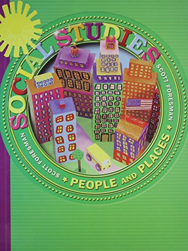 9780328017607: SOCIAL STUDIES 2003 PUPIL EDITION GRADE 2 PEOPLE AND PLACES