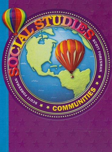 Social Studies: Communities: Scott Foresman; Candy