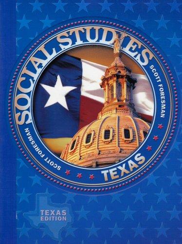 9780328017867: Scott Foresman Social Studies: Texas Edition