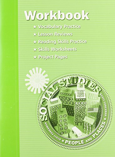 Social Studies Level 2 Workbook: Vocabulary Practice, Lesson Reviews, Reading Skills Practice, ...