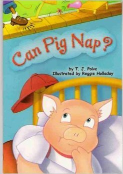 9780328020072: Can Pig Nap? (Scott Foresman Reading, On-Level Reader 2)