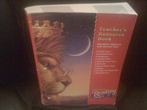 9780328022335: Scott Foresman Reading Grade 4 Teacher's Resource Book