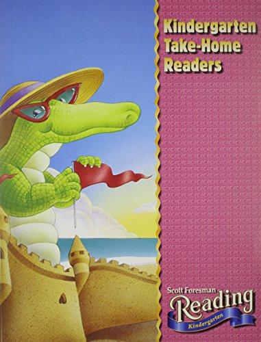 9780328023004: READING 2002 KINDERGARTEN TAKE HOME READER GRADE K