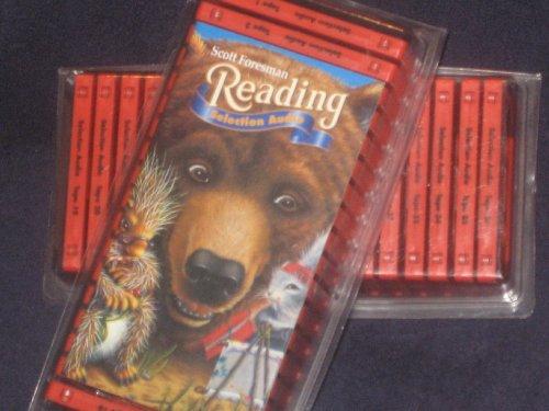 9780328025176: Scott Foresman Reading Selection Audio Grade 3 Cassettes-COMPLETE 36 TAPE SET (3rd GRADE)
