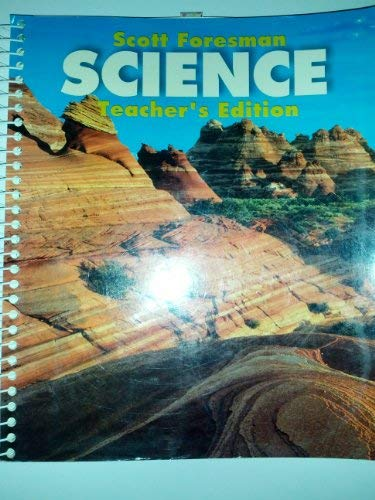9780328034536: Scott Foresman Science, Teacher's Edition, Grade 2