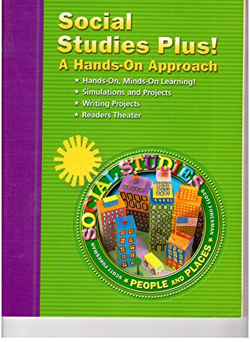 9780328035939: SOCIAL STUDIES 2003 SOCIAL STUDIES PLUS! A HANDS-ON APPROACH GRADE 2