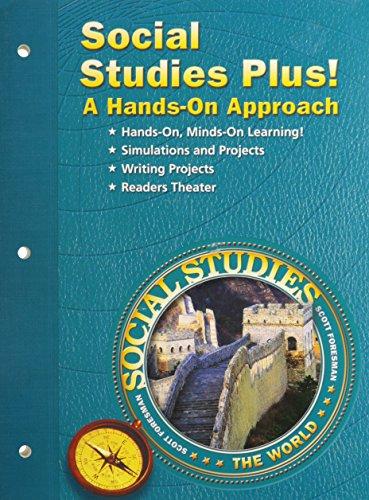 9780328035977: SOCIAL STUDIES 2003 SOCIAL STUDIES PLUS! A HANDS-ON APPROACH GRADE 6