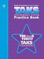 Scott Foresman Social Studies Taks Performance System Practice Book Grade 3: Pearson Education