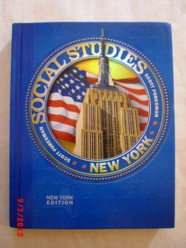 9780328037865: Scott Foresman Social Studies: New York Edition