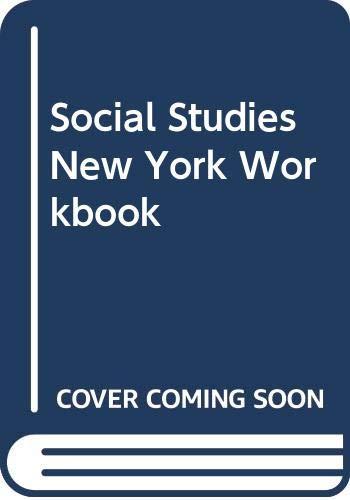 9780328040889: Social Studies New York Workbook
