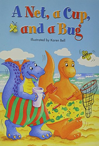 9780328048021: EARLY READING INTERVENTION DIZ STUDENT STORYBOOK 09 A NET, A CUP, AND A BUG
