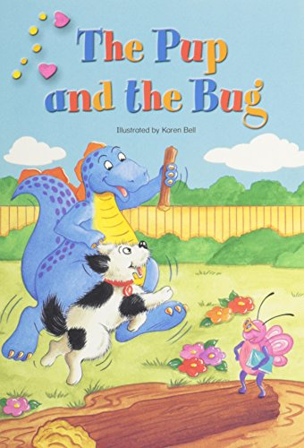 9780328048038: EARLY READING INTERVENTION DIZ STUDENT STORYBOOK 10 THE PUP AND THE BUG