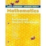 Scott Foresman-Addison Wesley Mathematics Workbooks: Addison-Wesley Educational Publishers,