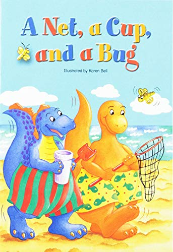 9780328056262: EARLY READING INTERVENTION STUDENT STORYBOOK SIX-PACK 09 A NET, A CUP, AND A BUG