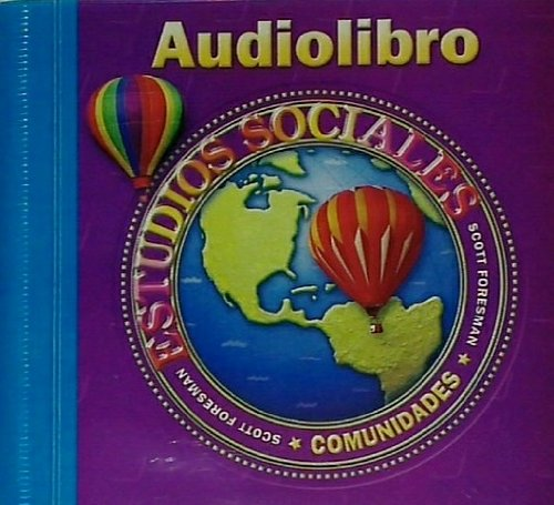 SOCIAL STUDIES 2003 SPANISH AUDIOTEXT AUDIO CD PACKAGE GRADE 3