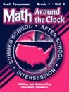 SCOTT FORESMAN MATH 2003 SUMMER SCHOOL WORKBOOK PACKAGE GRADE ONE UNIT SIX ADDING AND SUBTRACTING ...