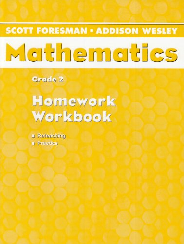 9780328075577: Mathematics: Grade 2 Homework Workbook