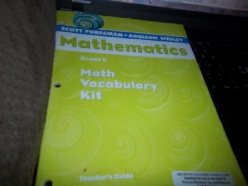 Scott Foresman Addison Wesley Mathematics Grade 5: Scott Foresman