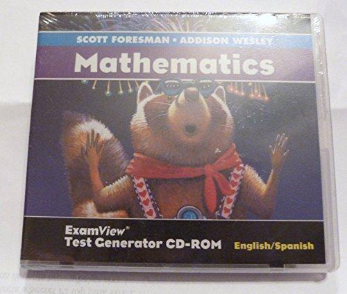 Scott Foresman-Addison Wesley Mathematics Technology: Addison-Wesley Educational Publishers,
