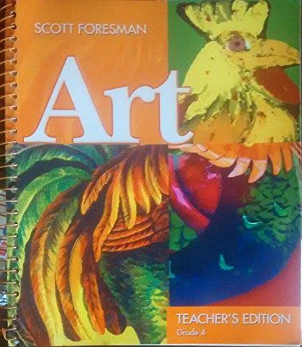 Art Grade 4 Teacher's Edition by Scott Foresman: Turner