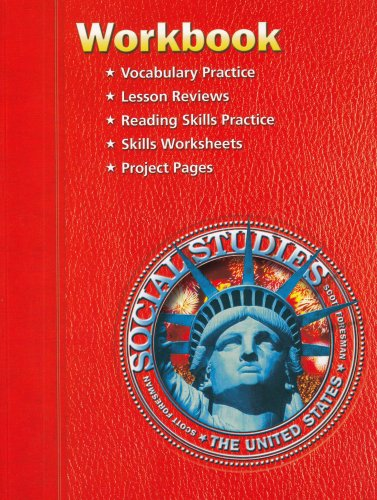 9780328081783: SS05 WORKBOOK GRADE 5 THE UNITED STATES