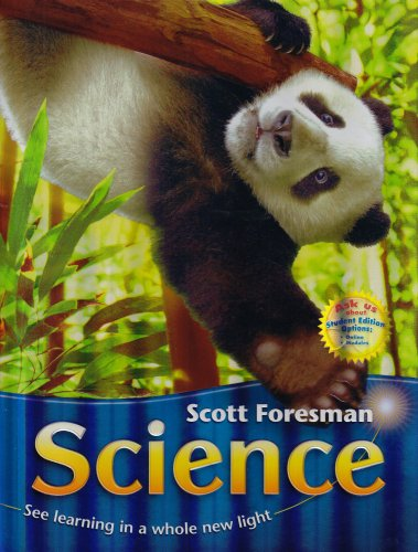 Scott Foresman Science: See learning in a: Dr Timothy Cooney