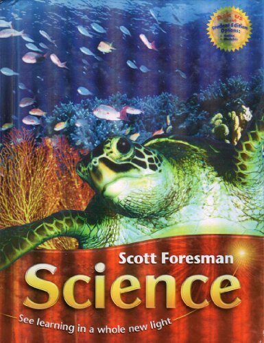 9780328100057: SCIENCE 2006 PUPIL EDITION SINGLE VOLUME EDITION GRADE 5 (See Learning in a Whole New Light)