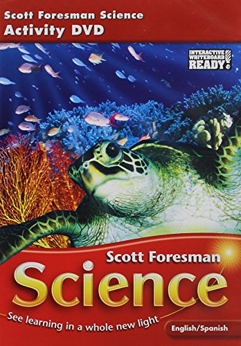 SCIENCE 2006 ACTIVITY DVD GRADE 5: Scott Foresman