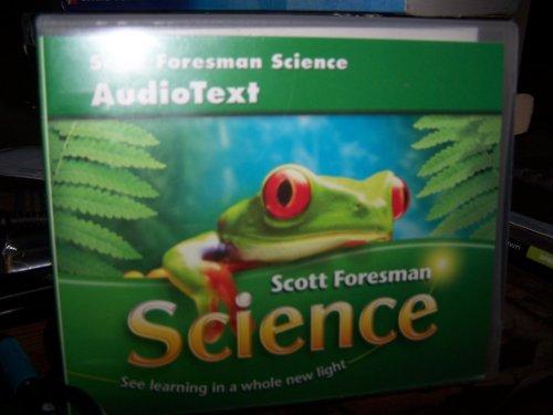 9780328101313: SCOTT FORESMAN SCIENCE 2006 AUDIOTEXT CD GRADE 2