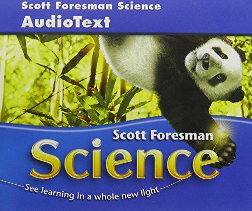 SCOTT FORESMAN SCIENCE 2006 AUDIOTEXT CD GRADE 4: Scott Foresman